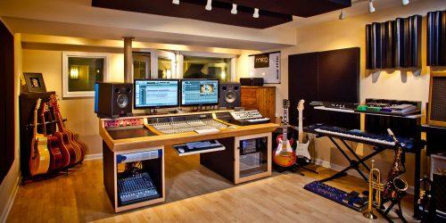студия звука записи