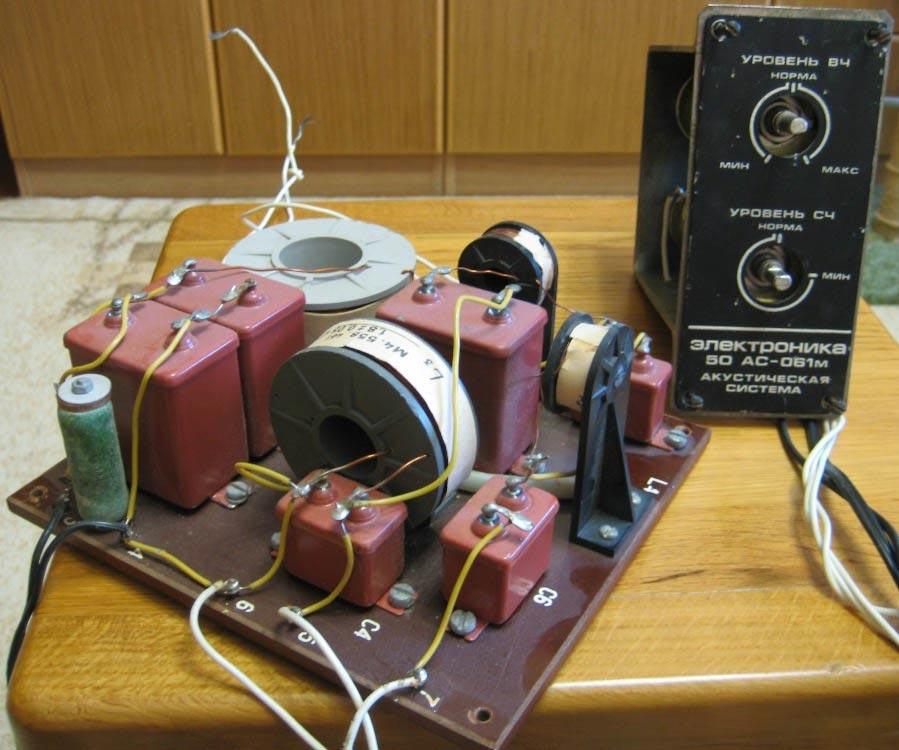 50АС-061М фильтры